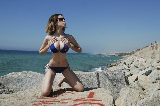 Обалденные чики с большими попками и сиськами - секс порно фото