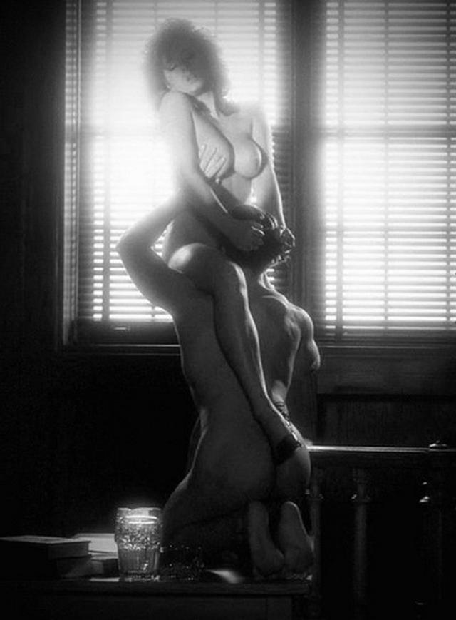 Красотки получают кунилингус от партнеров - секс порно фото