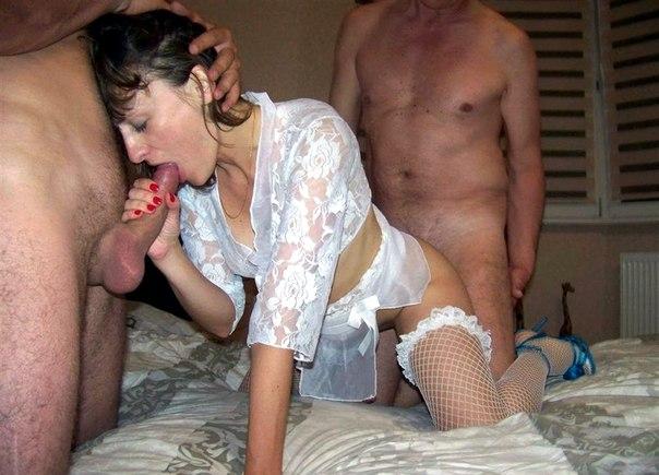 Подборка групповухи с легко доступными девушками - секс порно фото