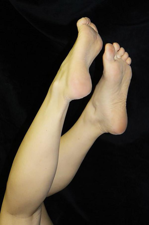 Суперсексуальные Женские Ножки И Пальчики